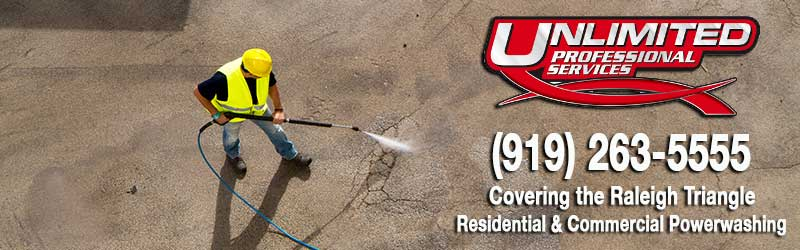 Unlimited Professional Services - Pressure Washing