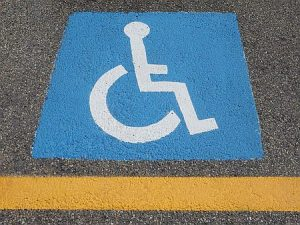 handicap marking