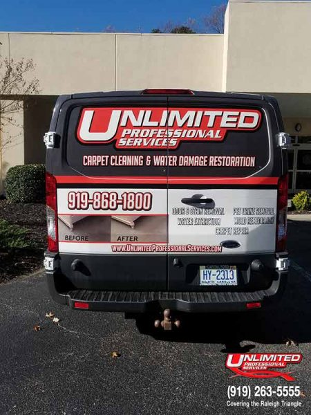 Unlimited Professional Services - Service Car
