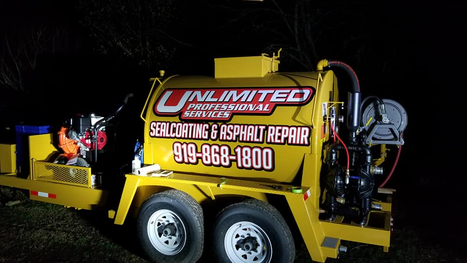 Sealcoating1 Unlimited Professional Services